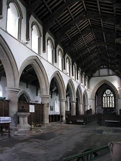 All Saints Ceiling