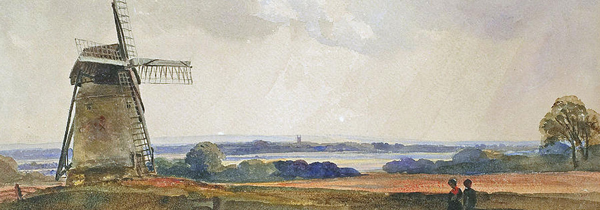 The three wonders of Huntingdonshire (c) Peter Dewint