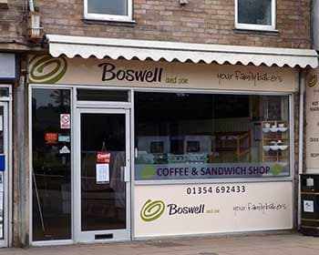 Boswell and Son Bakery