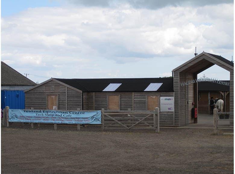 Fenland Equestrian Centre