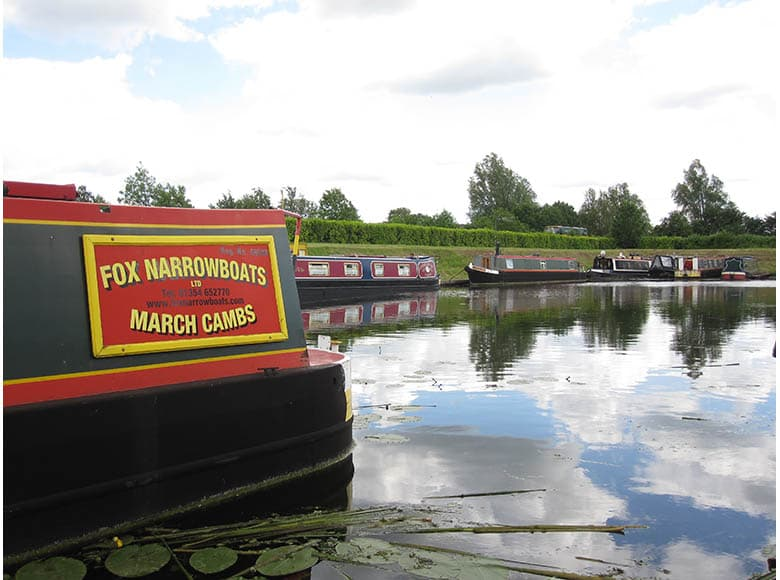Fox Narrowboats