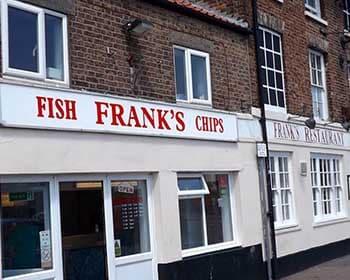 Frank's Fish Restaurant