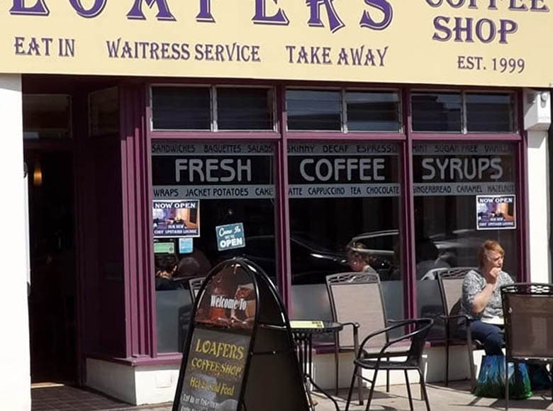Loafers Coffee Shop
