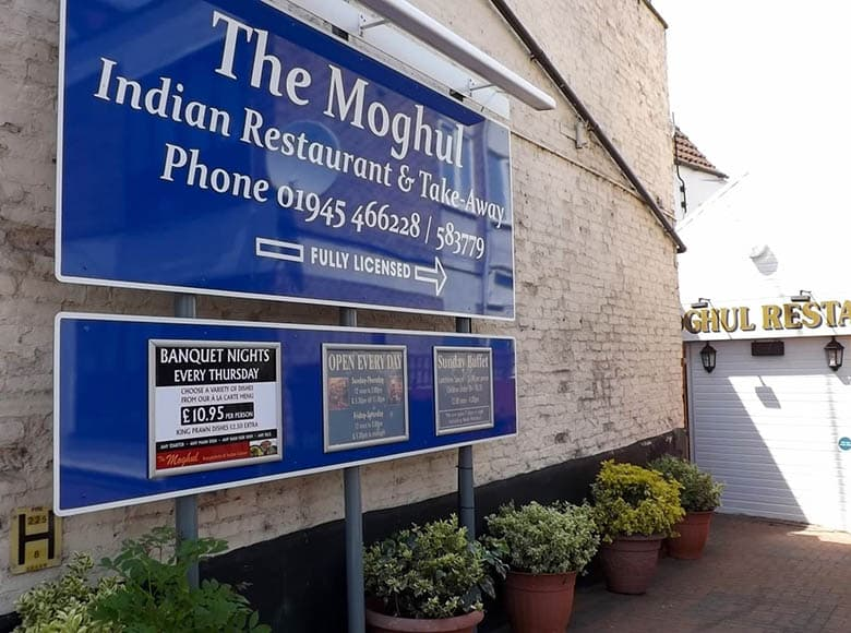 Moghul Indian Restaurant