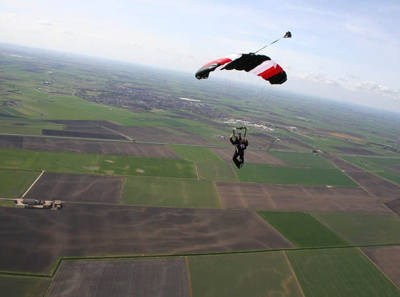 North London Skydiving