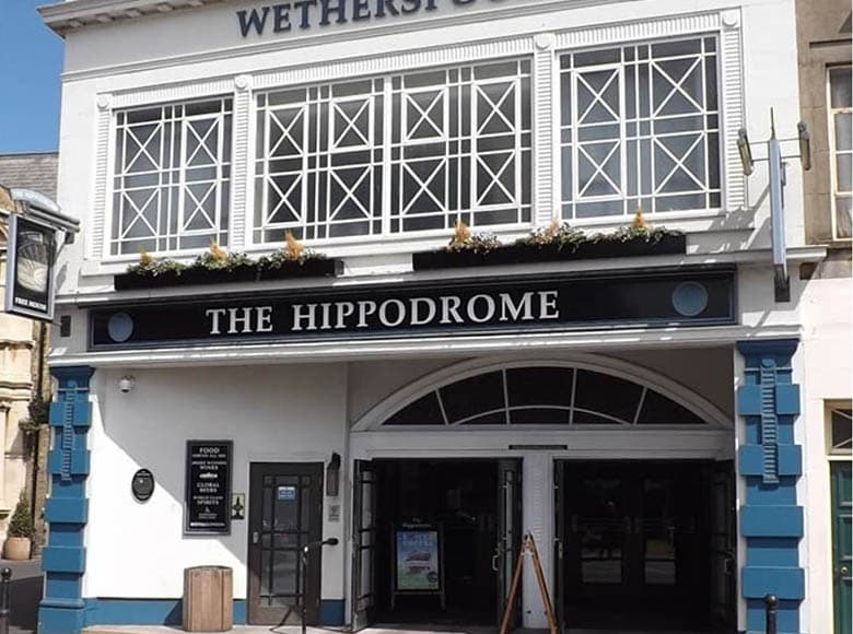 The Hippodrome Hotel