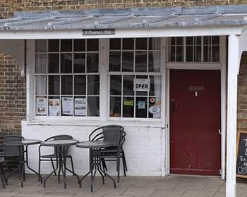 The Old Bakery Tea-Room & Restaurant