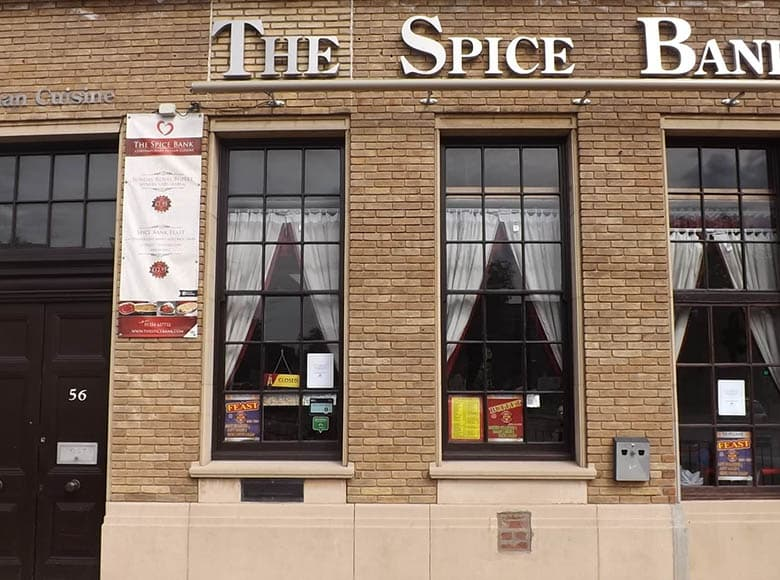 The Spice Bank