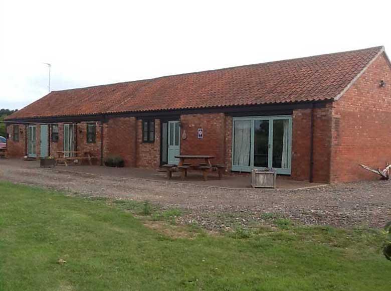 Trafford Barns