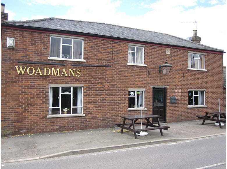 Woadmans Arms