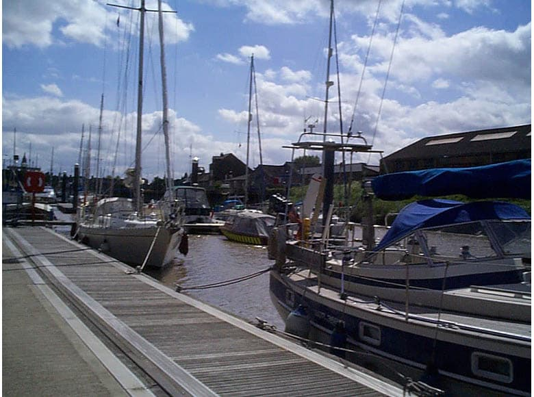 Yacht Harbour and Wisbech Port