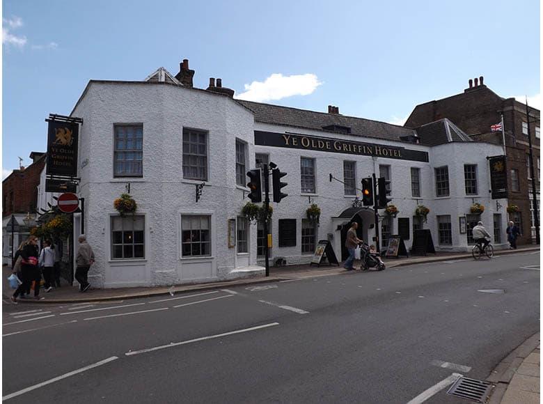 Ye Olde Griffin Hotel